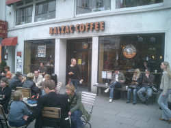 Balzac Coffee i Hamburg